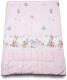 Одеяло детское Баю-Бай Забава ОД01-З1 (розовый) -
