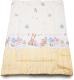 Одеяло детское Баю-Бай Забава ОД01-З2 (бежевый) -