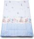 Одеяло детское Баю-Бай Забава ОД01-З4 (голубой) -