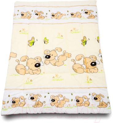 Одеяло детское Баю-Бай Дружба ОД01-Д2 (бежевый)