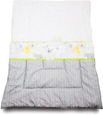 Одеяло детское Баю-Бай Дружба ОД01-Д3 (зеленый)