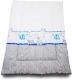 Одеяло детское Баю-Бай Дружба ОД01-Д4 (синий) -