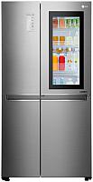Холодильник с морозильником LG GC-Q247CABV -