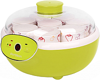 Йогуртница Oursson FE1105D/GA (зеленое яблоко) -