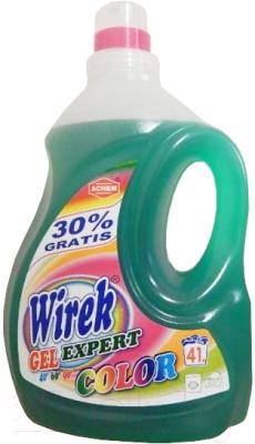Гель для стирки Wirek Expert Color для цветных тканей (2л)