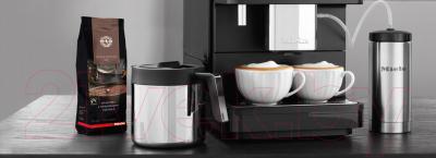 Кофемашина Miele CM 6350 OBSW (черный обсидиан)