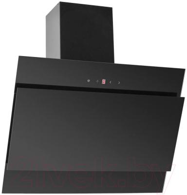 Вытяжка декоративная Ciarko SMS II 60 KL D (черный)