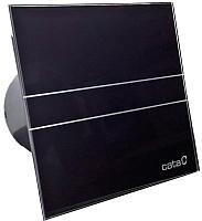 Вентилятор накладной Cata E-100 GT BK Timer -