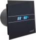 Вентилятор вытяжной Cata E-100 GTH BK Hygro -