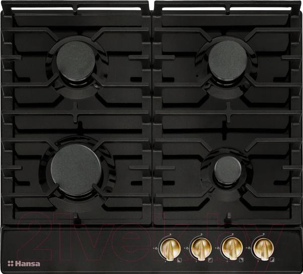 Купить Газовая варочная панель Hansa, BHGA61079, Польша