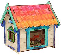 Кукольный домик Woody Мой дом / 00204 -