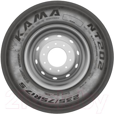 Грузовая шина KAMA NT 202 385/65R22.5 160K