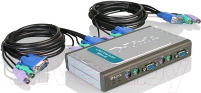 Переключатель портов D-Link DKVM-4K/A7B