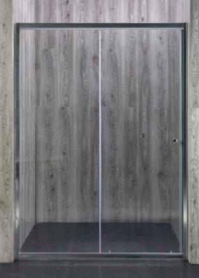 Душевое ограждение Coliseum DS 266-120/256 (тонированное стекло)