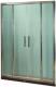 Душевое ограждение Coliseum DS 266-150/256 (прозрачное стекло) -