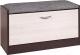 Банкетка Мебель-Класс ВА-012.8 (венге/дуб шамони) -