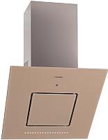 Вытяжка декоративная Pyramida HES 30 (C-600mm) Sand/AJ -