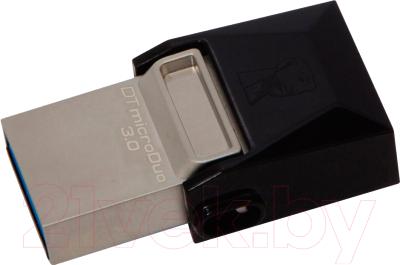 Usb flash накопитель Kingston DataTraveler microDuo 32GB (DTDUO3/32GB)