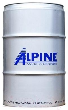 Моторное масло ALPINE RSL 5W40 / 0100145 (208л)