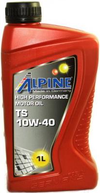 Моторное масло ALPINE