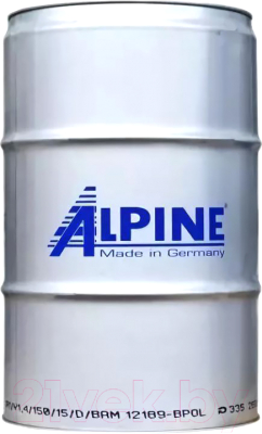 Моторное масло ALPINE TS 10W40 / 0100084 (60л)