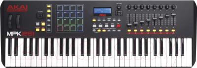 MIDI-контроллер Akai Pro MPK261