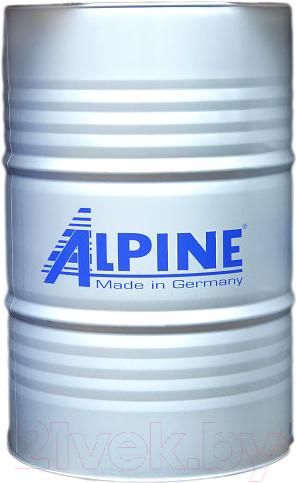 Купить Моторное масло ALPINE, TS 10W40 / 0100085 (208л), Германия