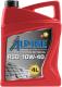 Моторное масло ALPINE RSD 10W40 / 0100128 (4л) -