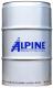 Моторное масло ALPINE Turbo Plus 10W40 / 0100365 (208л) -