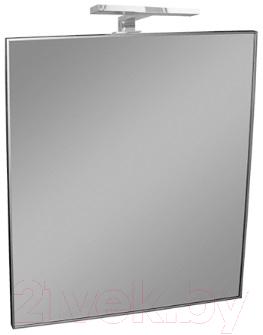 Купить Зеркало для ванной Аква Родос, Акцент 60 (с подсветкой), Украина