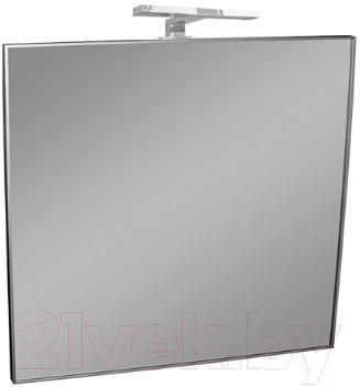 Купить Зеркало для ванной Аква Родос, Акцент 80 (с подсветкой), Украина
