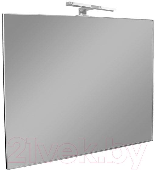 Купить Зеркало для ванной Аква Родос, Акцент 100 (с подсветкой), Украина