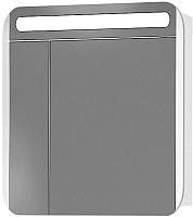 Шкаф с зеркалом для ванной Аква Родос Авалон 70 / АР0001533 -