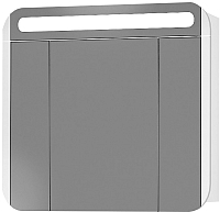 Шкаф с зеркалом для ванной Аква Родос Авалон 80 / АР0001534 -