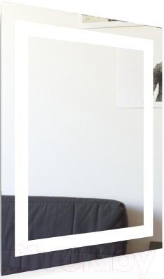 Зеркало для ванной Аква Родос Альфа 60 / АР0001702