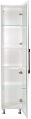 Шкаф-пенал для ванной Аква Родос Паола / АР0001348 (напольный)