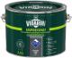 Защитно-декоративный состав Vidaron Impregnant V16 Антрацит (2.5л) -