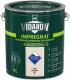 Защитно-декоративный состав Vidaron Impregnant V17 Дуб Беленый (9л) -