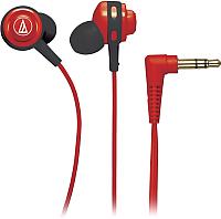 Наушники Audio-Technica ATH-COR150 (красный) -