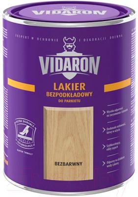 Лак Vidaron Безгрунтовочный для паркета (2.5л, блестящий глянец)