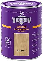 Лак Vidaron Безгрунтовочный для паркета (2.5л, полуматовый) -