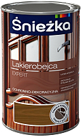 Лакобейц Sniezka Expert (900мл, орех) -