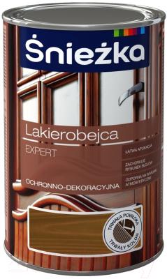 Лакобейц Sniezka Expert (900мл, орех)