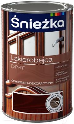 Лакобейц Sniezka Expert (900мл, палисандр)