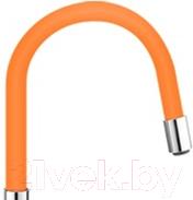 Излив Frap W02 (оранжевый)