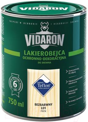 Лакобейц Vidaron L01 Бесцветный (750мл)