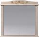 Зеркало для ванной Аква Родос Микелла 100 / АР0001254 (ваниль) -