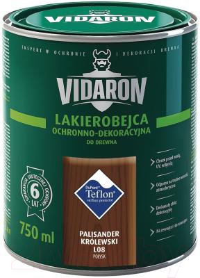 Лакобейц Vidaron L08 Королевский Палисандр (750мл)