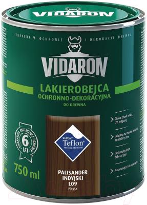 Лакобейц Vidaron L09 Индийский Палисандр (750мл)