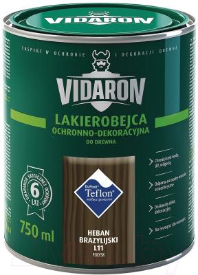 Лакобейц Vidaron L11 Бразильское Черное Дерево (750мл)